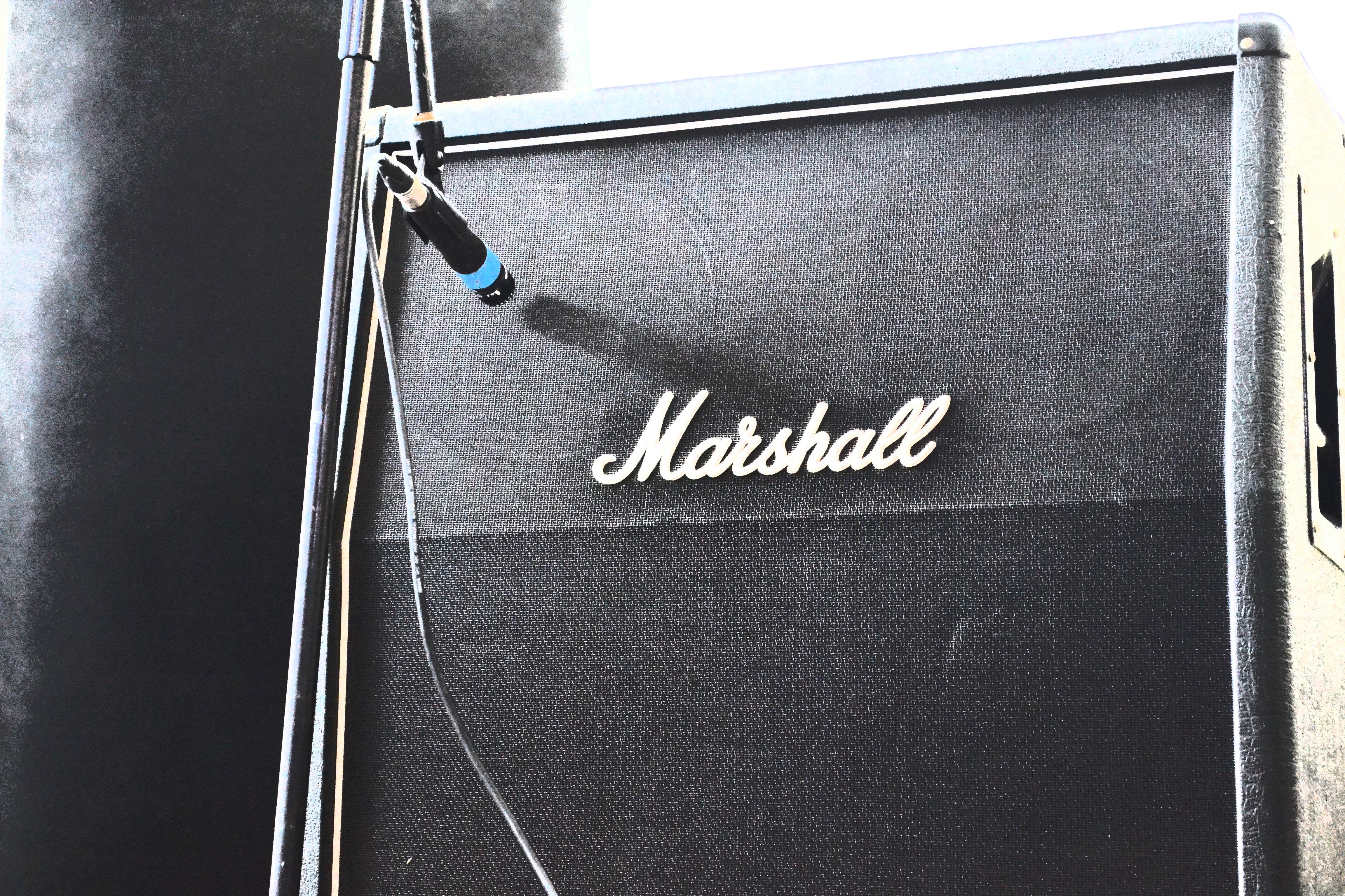 Marshall!